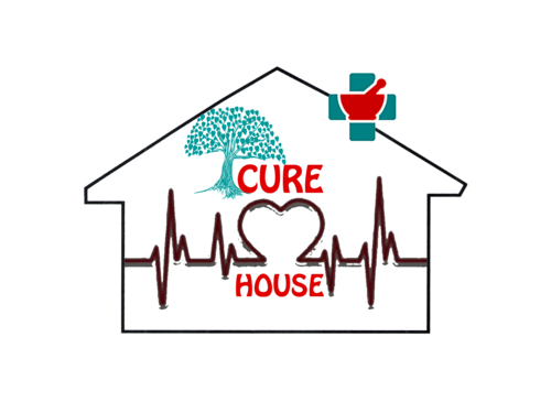 Cure house logo